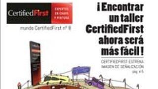 Número 8 de la revista Mundo CertifiedFirst