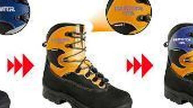 Panter personaliza el calzado laboral