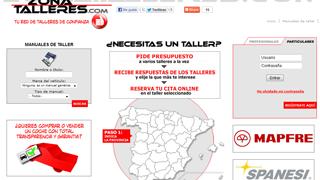 Zonatalleres.com, un nuevo buscador en la red