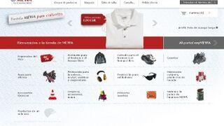 Mewa abre un portal para la venta online en España