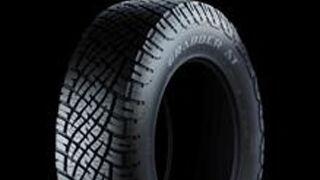 El neumático GrabberAT de competición se adapta al 4x4 de calle