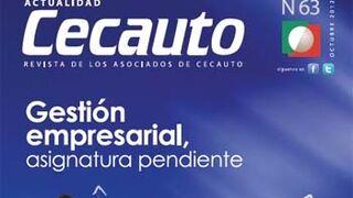 Cecauto publica el número 63 de su revista digital