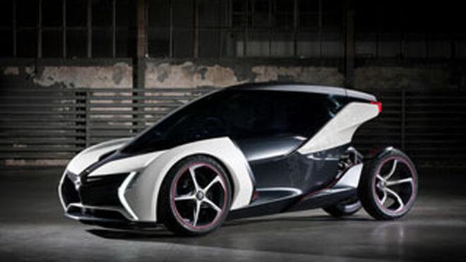 ¿Un coche automático, inteligente y plegable?