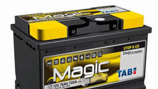 Magic Nano, nueva gama de TAB Batteries