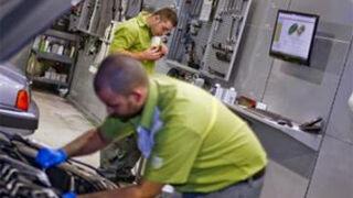 El 60% de reparaciones en coches de 5 a 10 años, en talleres multimarca