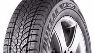 Blizzak LM-32C, el neumático de invierno de Bridgestone para furgonetas