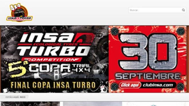 Insa Turbo renueva su tienda online