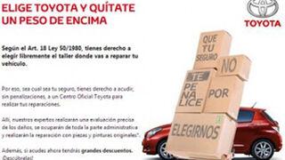 Toyota se prepara para la Semana Santa y el verano