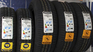 Entra en vigor la etiqueta europea del neumático