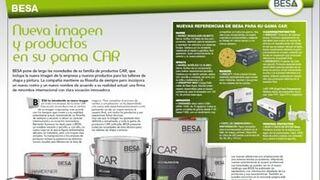 Nueva imagen y productos en su gama CAR