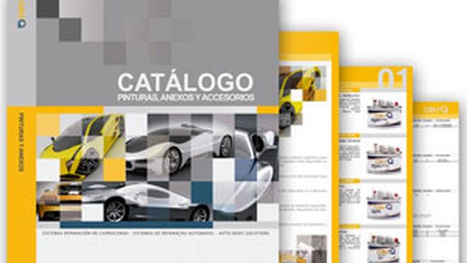 CaarQ, nuevo catálogo con más de 3.500 referencias