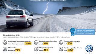 Promociones de invierno Volkswagen para coches veteranos