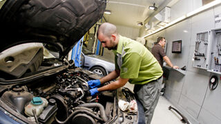 Audatex afina el cálculo de costes de mantenimiento en coches de renting