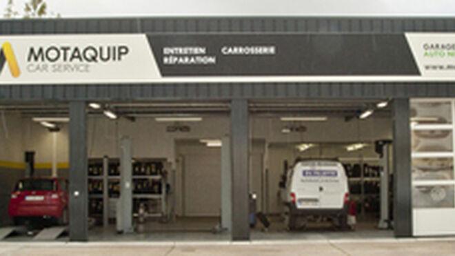 Motaquip prevé alcanzar los 250 talleres en 2013