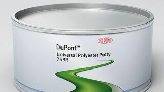 DuPont Refinish presenta su masilla de poliéster universal
