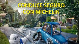 Michelin lanza una campaña gratuita de revisión de neumáticos