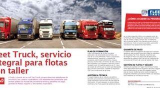 Fleet Truck, servicio integral para flotas con taller
