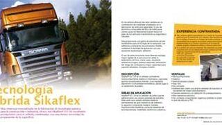 Tecnología híbrida Sikaflex