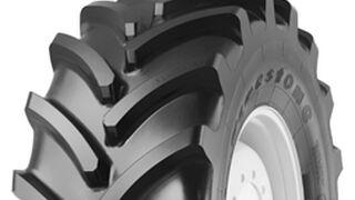 Nuevo neumático agrícola Firestone Maxi Traction