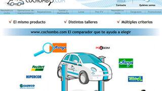 Cochombo, premiado como mejor sitio web 2012 en España