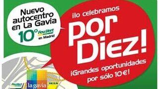 Feu Vert alcanza los diez autocentros en Madrid