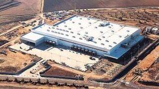 El nuevo centro logístico Toyota albergará hasta 300.000 recambios