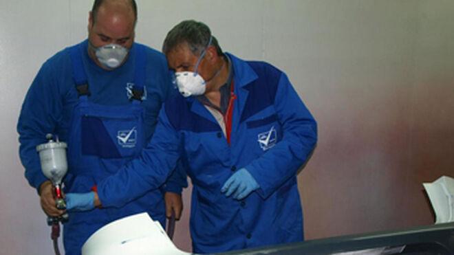 Curso práctico de reparación de carrocería en A Coruña