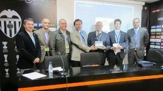 Varta concede el premio Ecosteps a Grupauto