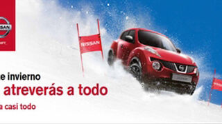 Campaña de invierno con ofertas en los talleres Nissan
