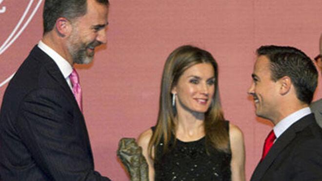 Alejandro Díaz (Grupo Baldajos), Premio Nacional Joven Empresario