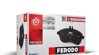 Ferodo renueva la imagen de su gama de productos