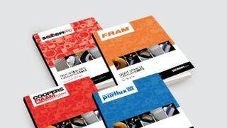 El Grupo Sogefi lanza los catálogos de filtros de 2013