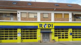 Nuevo taller Rodi en Barbastro (Huesca)