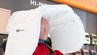 Iveco desarrolla asientos con airbags envolventes