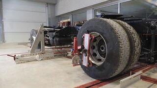 Bancadas, indispensables en la reparación de carrocerías de camión