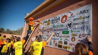 Pro&car colabora en el evento solidario Morocco Kids 2012