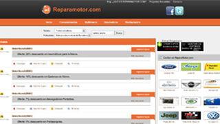 Reparamotor.com, cupones descuento online para talleres