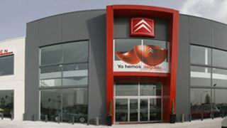 Citroën prescindirá del 20% de sus concesionarios