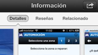 M Automoción lanza una app de fotoperitación