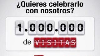 First Stop celebra el millón de visitas a su web con un concurso