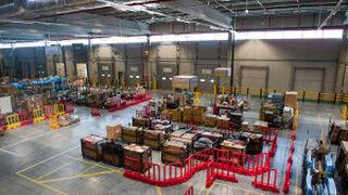Toyota inaugura un centro logístico de recambios en España