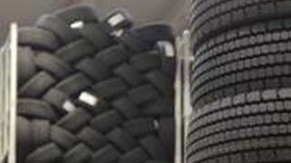 El mercado del neumático cayó el 20% en valor en 2012