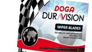 Doga amplía su gama de escobillas con Duravisión