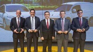 Renault premia a los cuatro mejores concesionarios de España