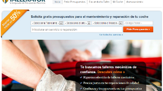 El comparador Tallerator.es recibe una subvención de 50.000 euros
