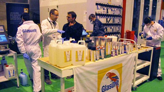 Glasurit apoya las Olimpiadas 2013 de Formación Profesional