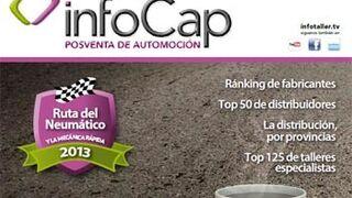 La versión digital de InfoCap Ruta del Neumático 2013, ya disponible