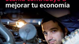 Nueva campaña de descuentos de la red de talleres Scania