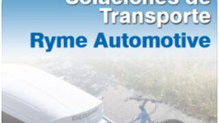 Ryme llevará sus novedades a Motortec Automechanika Ibérica