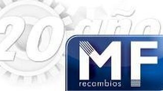 MF Recambios celebra su 20º aniversario